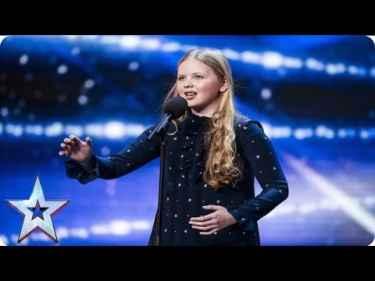 #BestOfBGT2016: Beau Dermott sings 'Defying Gravity' at Britain's Got Talent 2016