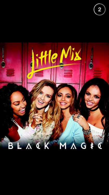 Little Mix Official Snapchat Username @Littlemix_offic