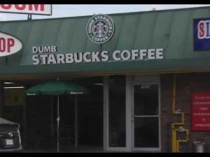 Dumb #Starbucks Founder Nathan Fielder on Jimmy Kimmel Live