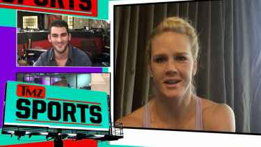 TMZ Interviewed Holly Holm And This Is Her Classy Response To Beating Ronda Rousey