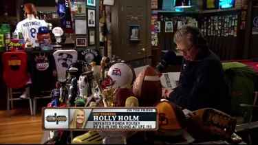 """Holly Holm on The Dan Patrick Show, """"Don't Bash Ronda Rousey..."""""""
