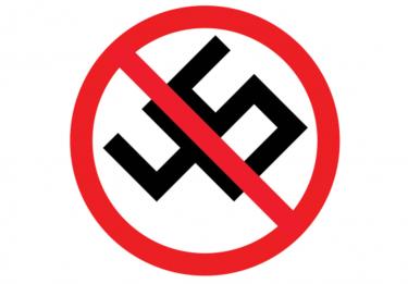 45 Swastika