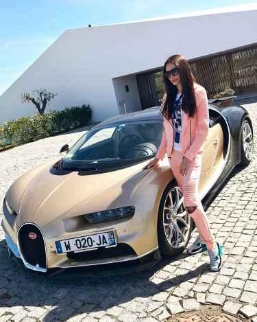 The Bugatti Chiron 💰