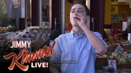 Jimmy Kimmel's Fake Cold Pressed Juice Proved Some People Are Just Stupid