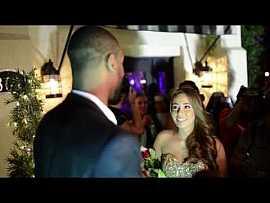 Dwyane Wade surprises a fan by attending her prom. #NBA