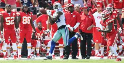 #Cowboys' Dez Bryant was amazing, and then awful against the #Chiefs; is it play-caller's fault?