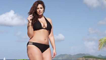 Sports Illustrated Introduce Ashley Graham, Their First 'Plus Sized' Model