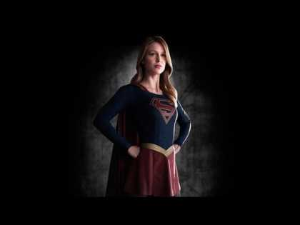 First Look Of 'Supergirl' On CBS
