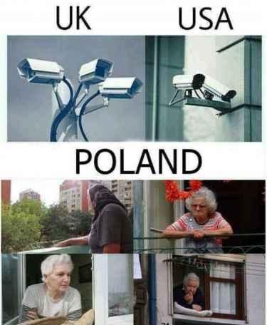 Poland's Grandma 4K CCTV System