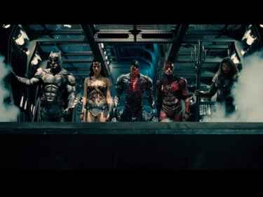 'Justice League' Official Trailer 1