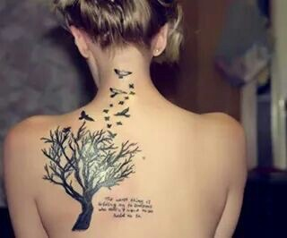 For girls who wants to get inked... #inkspiration