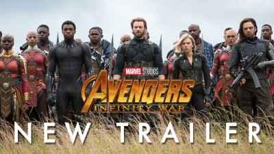 Marvel Studios' Avengers: Infinity War - Trailer 2