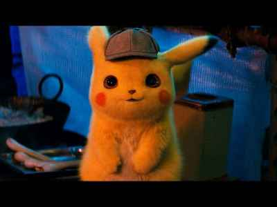 #POKEMON Detective Pikachu - Official Trailer 1
