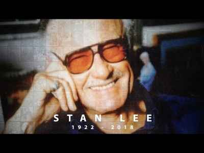 #Marvel Remembers the Legacy of Stan Lee