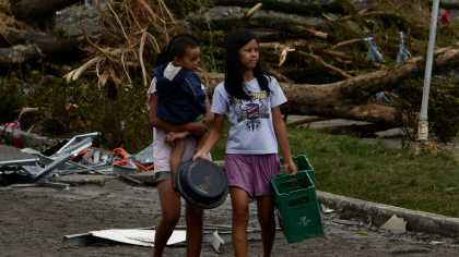 The #Philippines' Typhoon Haiyan: Check Out Reliable Sources From Twitter