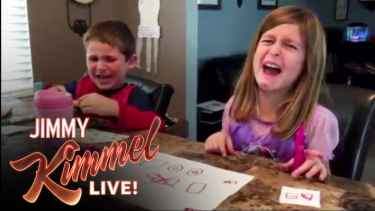 Jimmy Kimmel's 'I Told My Kids I Ate All Their Halloween Candy 2015'