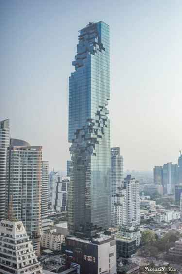 #Building: Maha Nakhon, Bangkok's new tallest skyscraper, has a beautiful design