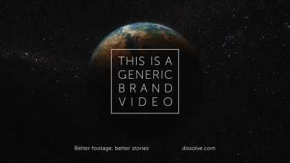 #Funny: This Is a Generic Brand Video