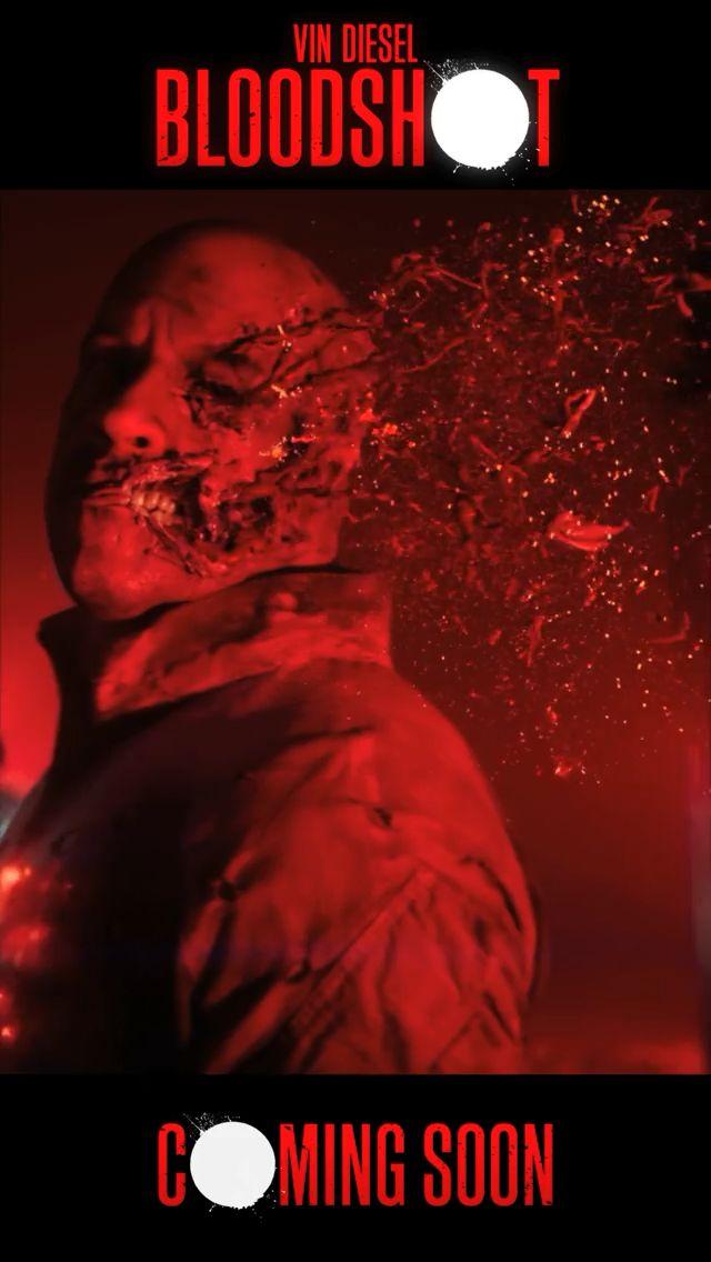#Bloodshot Trailer starring Vin Diesel