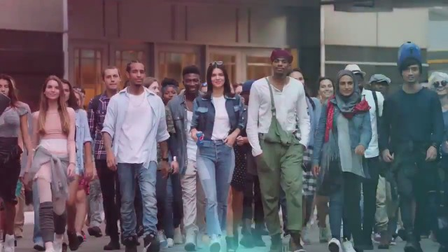 Kendall Jenner Previews Her New Pepsi Ad That Takes a Swipe at Trump's Muslim Ban