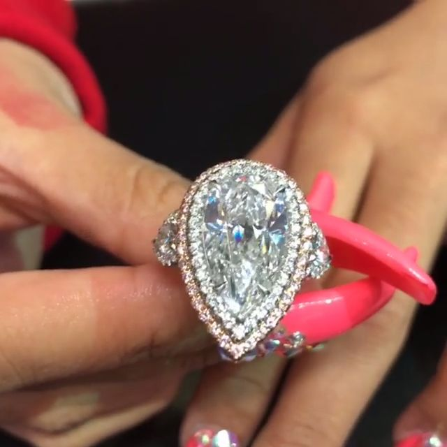 Cardi B Shows Off Her Huge Engagement Ring on Instagram
