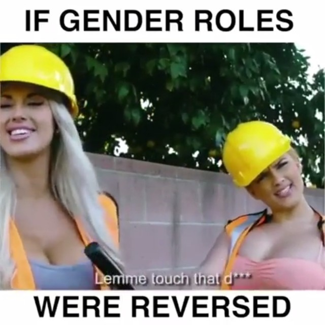If Gender Role Were Reversed