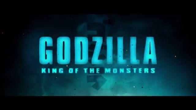 #Godzilla: King of the Monsters - Official Trailer 2
